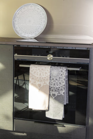 Snowflake Tea Towel Table Clothe