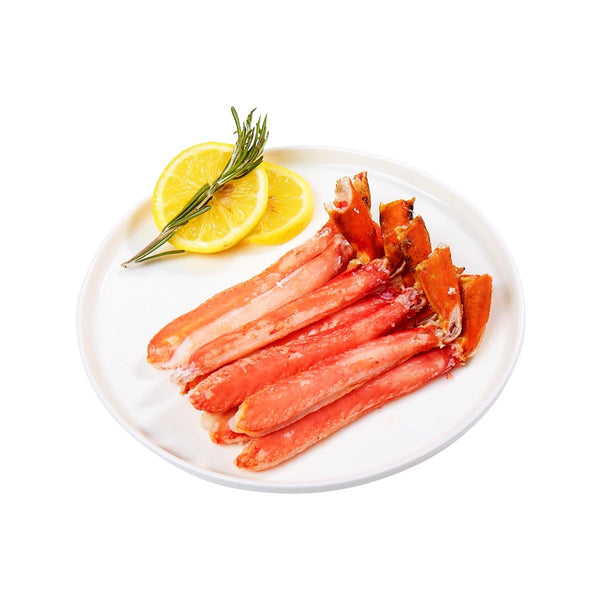 Cooked Snow Crab Leg [Previously Frozen] (PAC / 10 PCS)