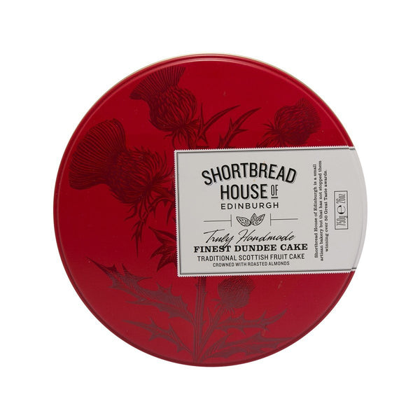 Shortbread House of Edinburgh Finest Dundee Cake