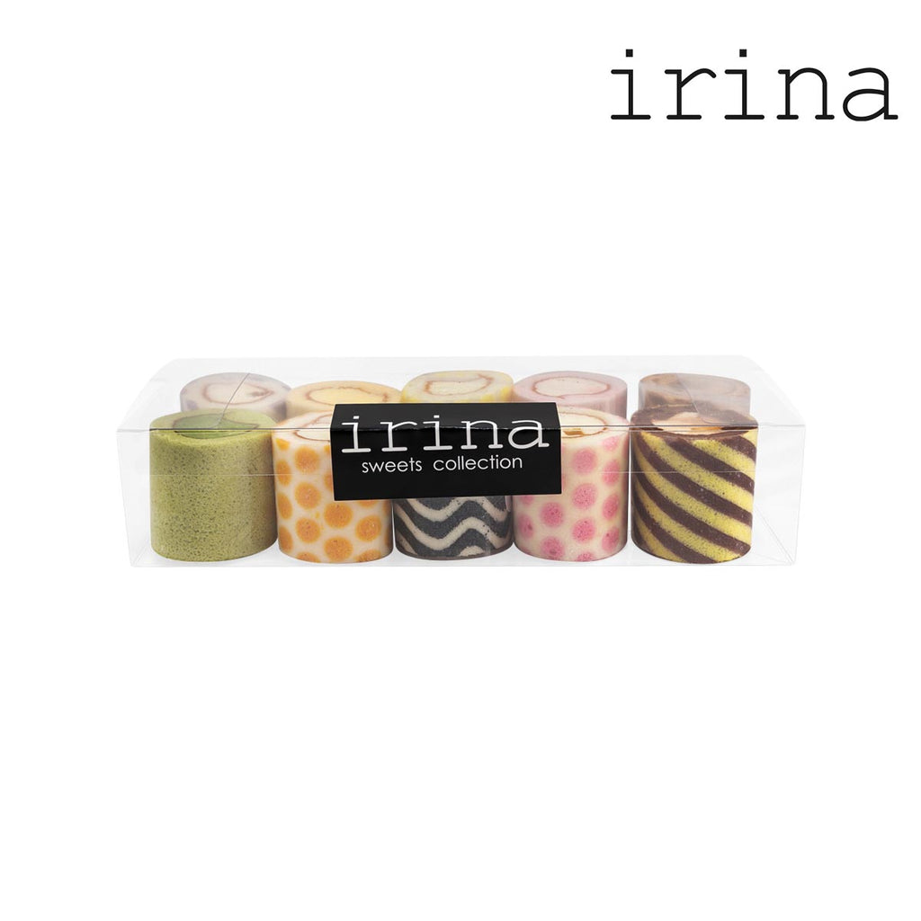 IRINA mini roll cake Set
