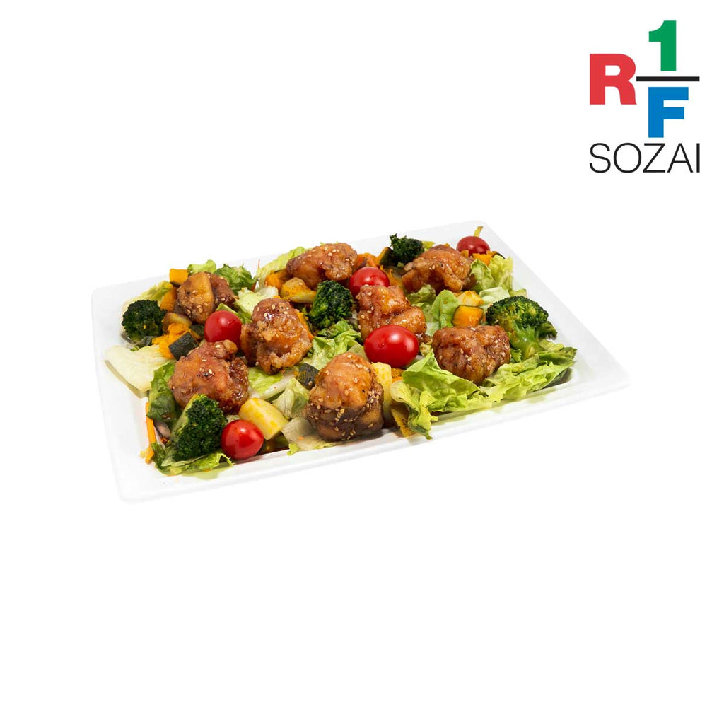RF1 Fried chicken salad