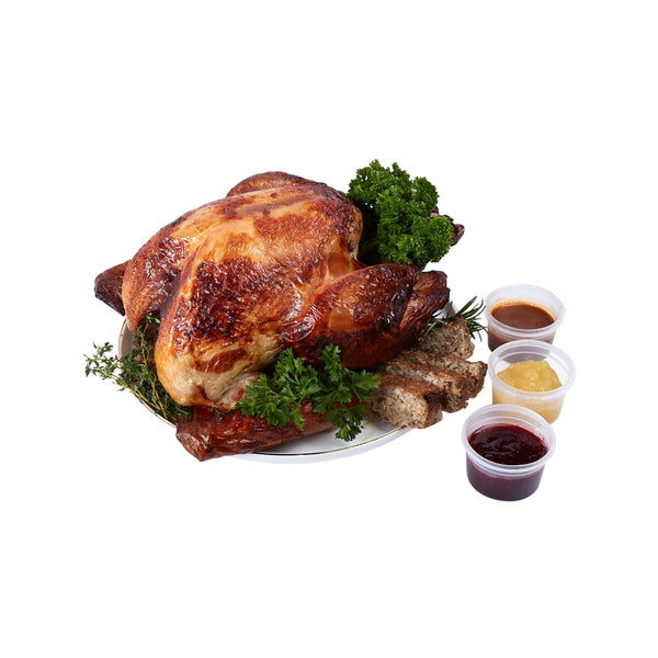 Roasted UK Turkey - Fenton Barns