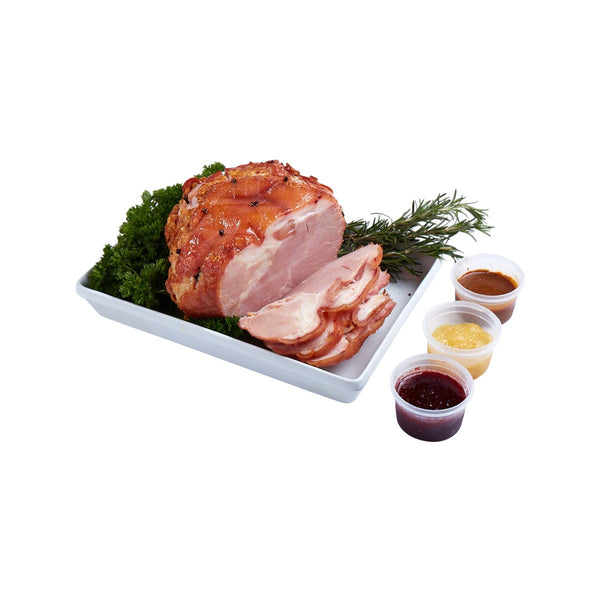 Honey Glazed Virginia Ham