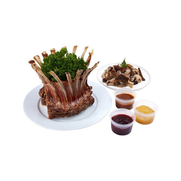 Roasted Australian Lamb Rack