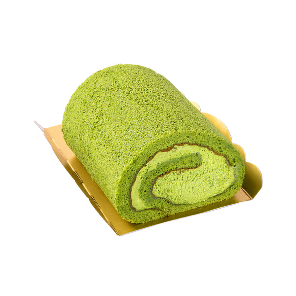 SWEET COMPLEX Matcha Rolled Cake  (1pc)