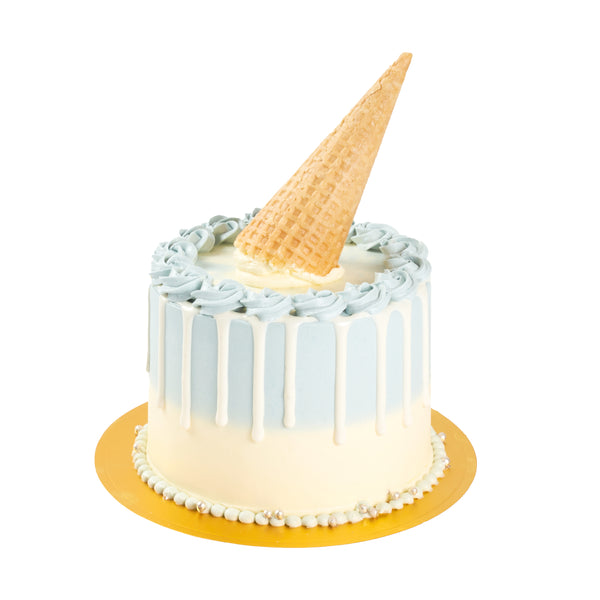 SWEET COMPLEX BBG Series - Blueberry Carrot Cake 15cm  (1pc)
