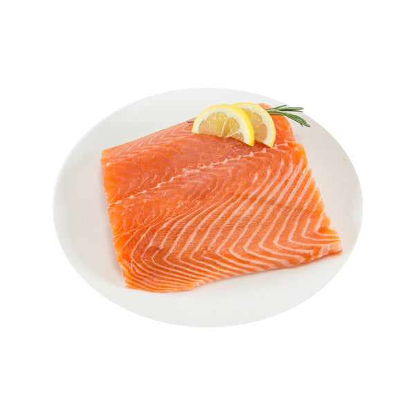 New Zealand Chilled King Salmon Fish Slice (PC / 200G )