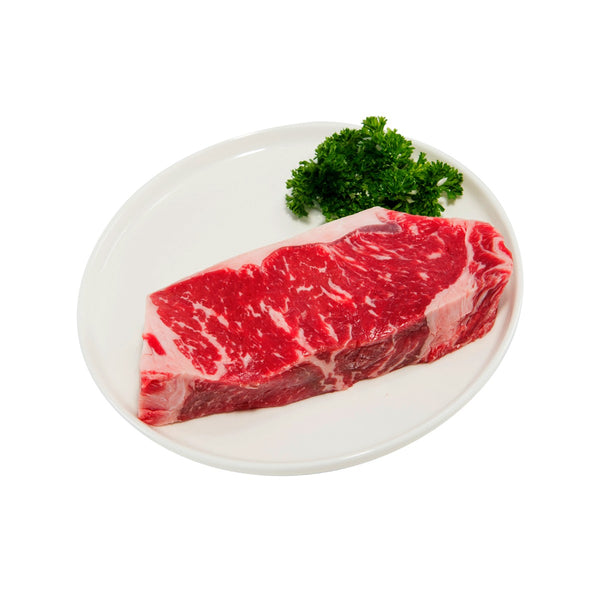 Australian Chilled Beef Long Term Grain Fed Striploin (PC / 300 G )
