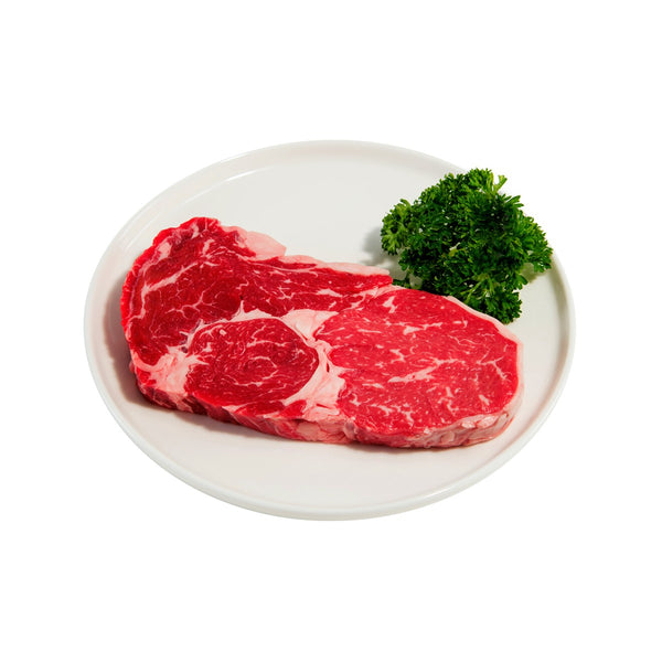 Australian Chilled Beef Long Term Grain Fed Rib Eye (PC / 350 G )