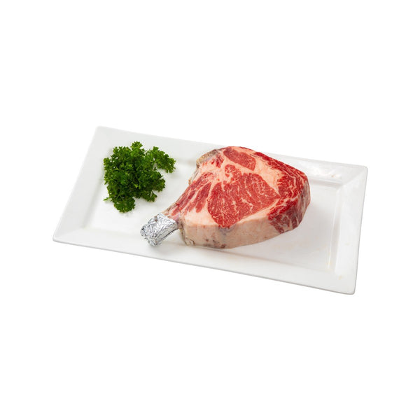 Citysuper 60 Days Dry Aged USA Chilled Long Term Grain Fed Angus Beef Prime Rib (PC / 1 KG)
