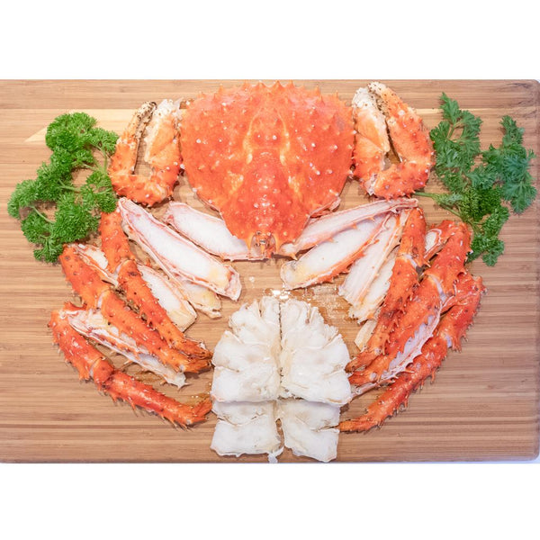Chilean Cooked King Crab [Previously Frozen] (PAC / 1PC)