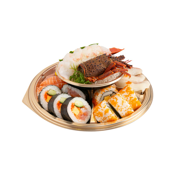 Selected Sushi and Sashimi Combo Set