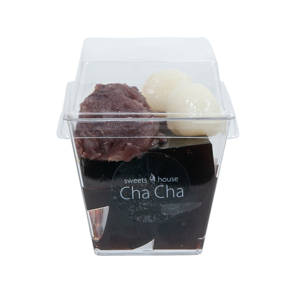 CHA CHA Japanese Brown Sugar Jelly Dessert Box  (1pc)