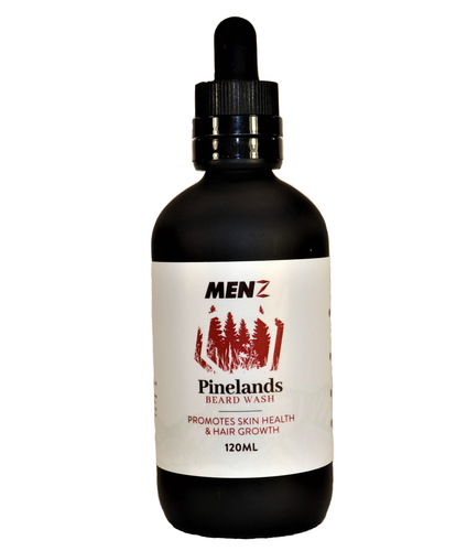 MENZ PINELANDS BEARD WASH