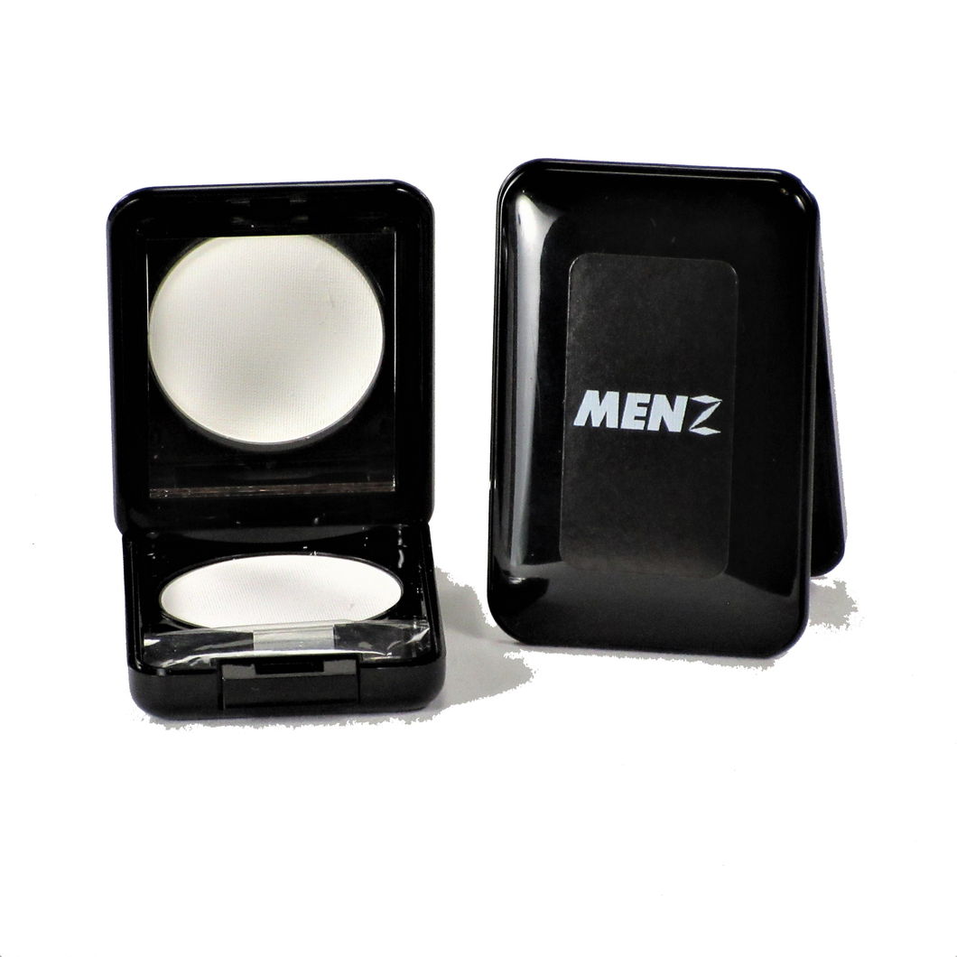 MENZ POCKET SIZE OIL-CONTROL NO COLOR INVISIBLE POWDER