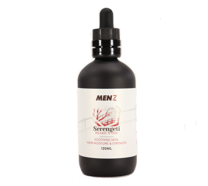 MENZ SERENGETI BEARD WASH