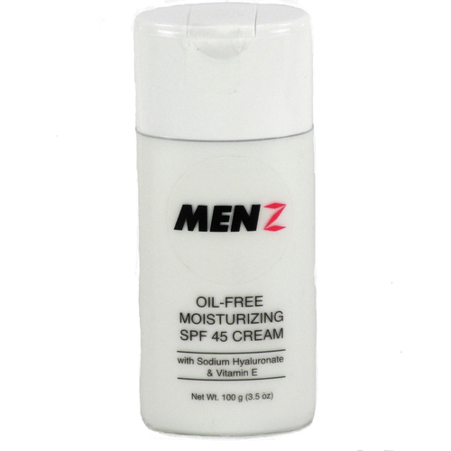 MENZ OIL-FREE MOISTURIZING SPF 45 CREAM