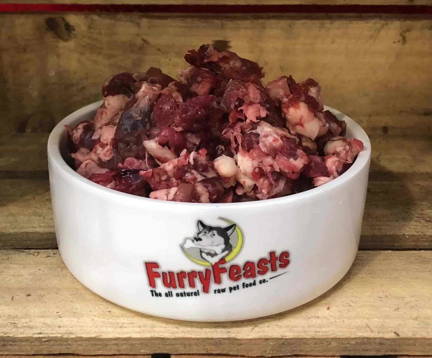 Furry Feasts Beef Complete 1kg