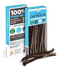 JR Pet Products Pure Ostrich Sticks