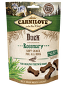 Carnilove Duck with Rosemary Dog Treats 200g