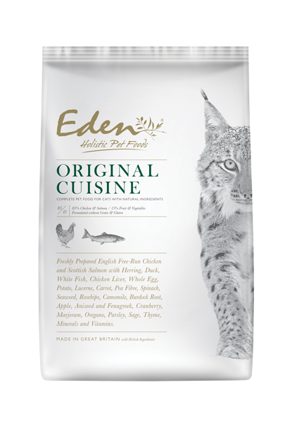 Eden 85/15 Original Cuisine Cat Food 10kg