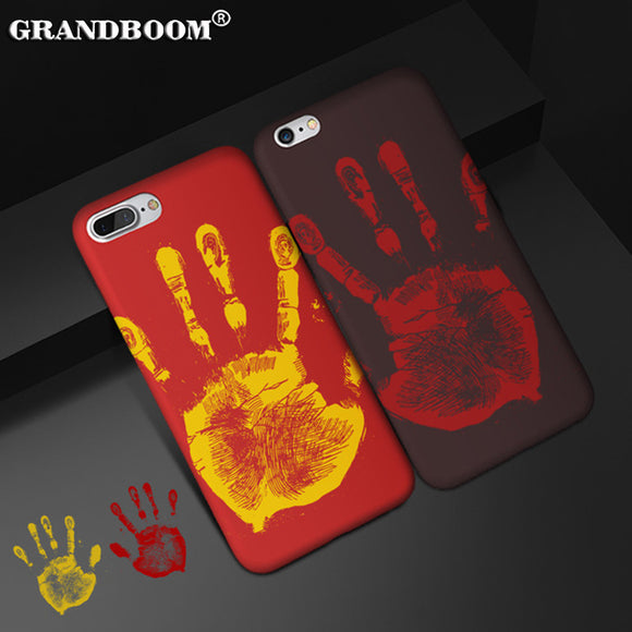 Magical Heat Sensitive iPhone Case