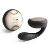 Lelo Ida Obsidian Black Couples Massager