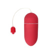 Vibrating Egg 10 Speed Red