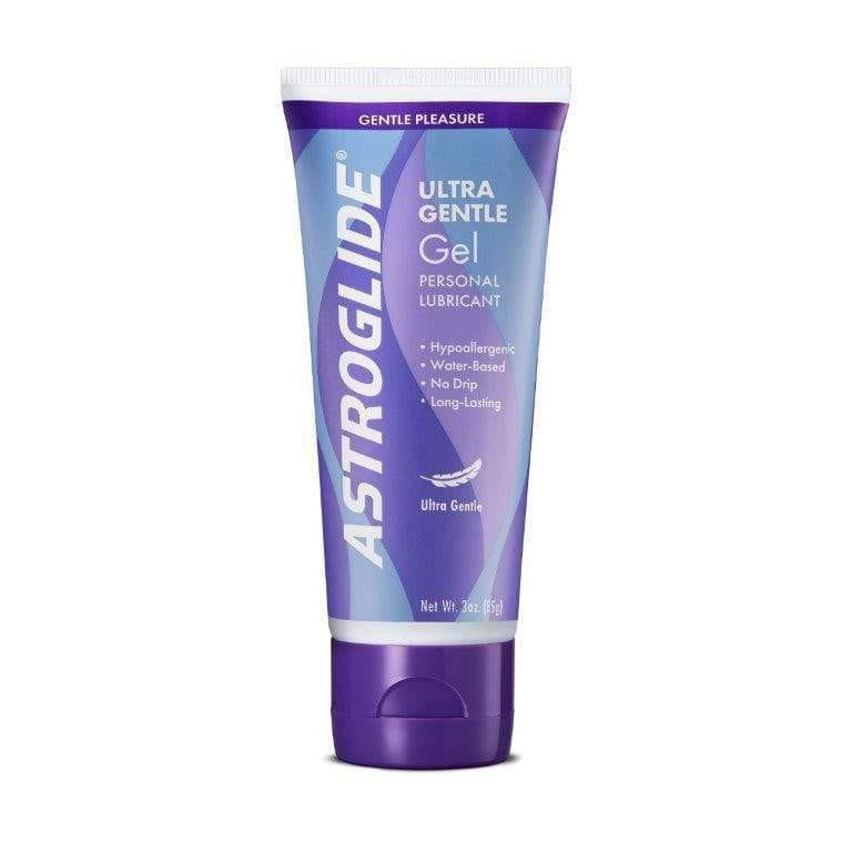 Astroglide Sensitive Skin Gel 3oz Lubricant - Adult Planet