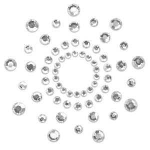Bijoux Indiscrets Mimi Nipple Jewels Silver - Adult Planet