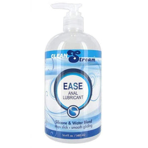 Clean Stream Ease Hybrid Anal Lubricant 16.4 oz - Adult Planet