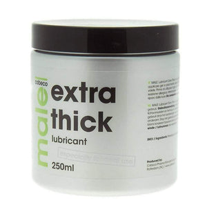 Male Extra Thick Lubricant - Adult Planet