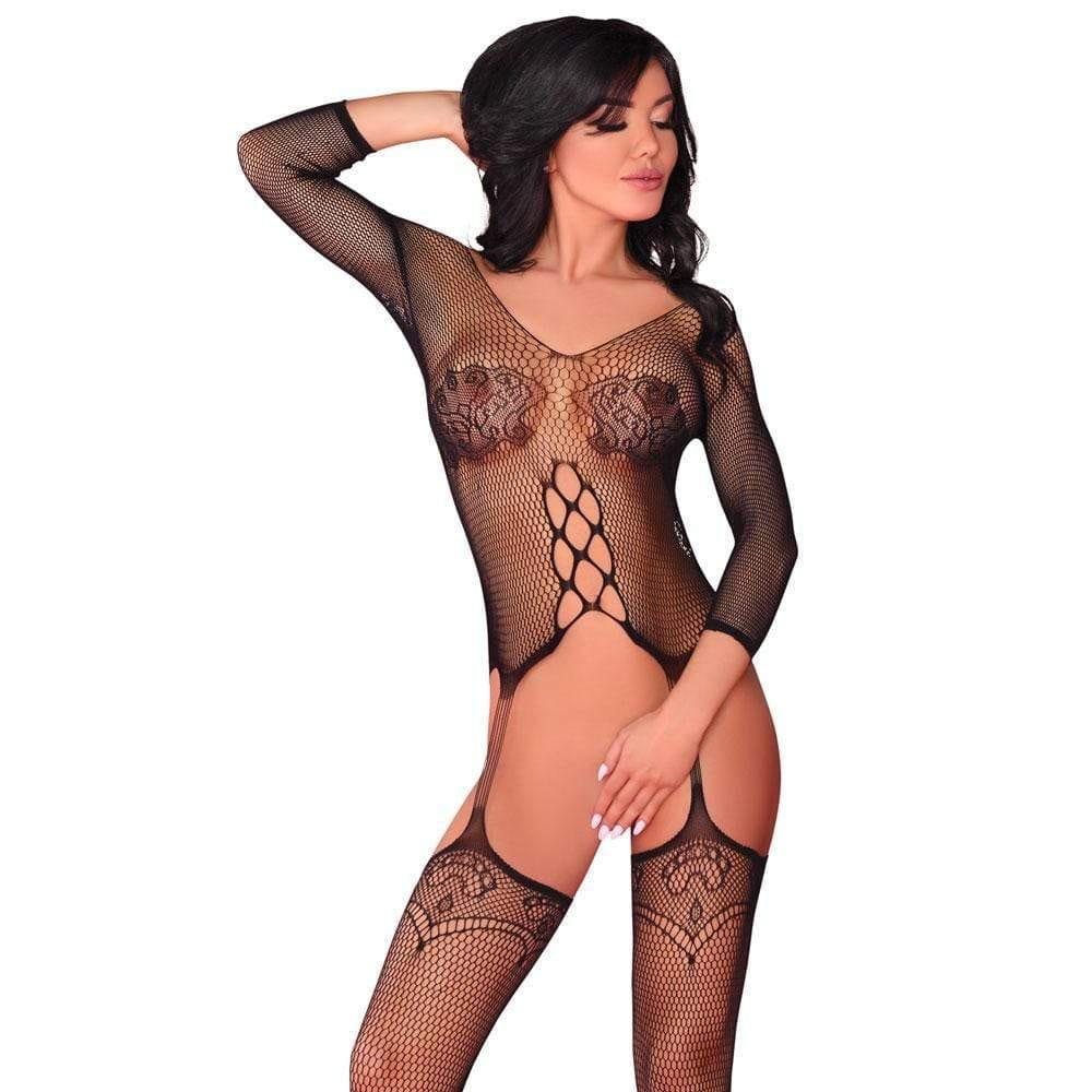 Corsetti Dalitso Suspender Body UK Size 8 to 12 - Adult Planet