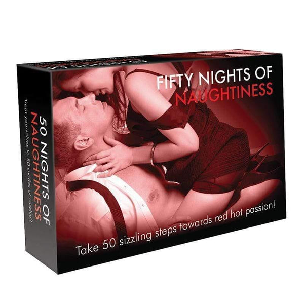Fifty Nights Of Naughtiness Game - Adult Planet