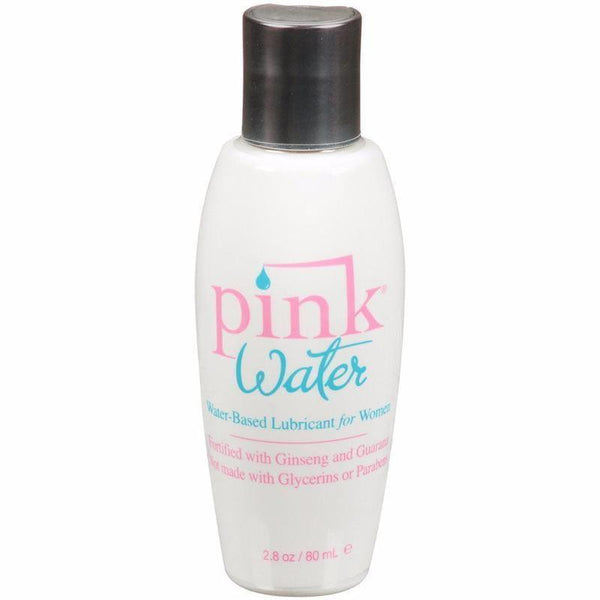 Pink Water Lubricant For Women 2.8 Ounce - Adult Planet