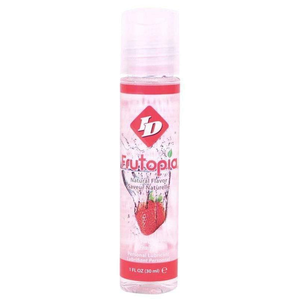 ID Frutopia Personal Lubricant Strawberry 1 oz - Adult Planet