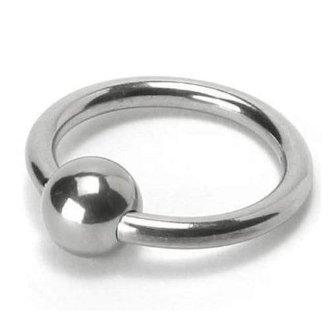 Steel Ball Head Ring - Adult Planet