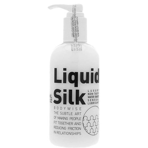 Liquid Silk Water Based Lubricant 250ML - Adult Planet