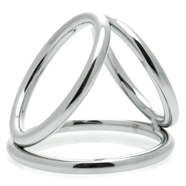 The Triad Chamber Cock And Ball Ring Medium - Adult Planet