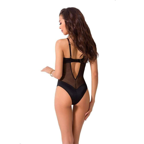 Passion Nadya Body Black - Adult Planet