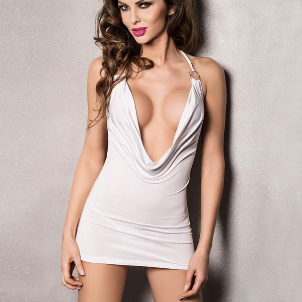 Passion Miracle Chemise White - Adult Planet