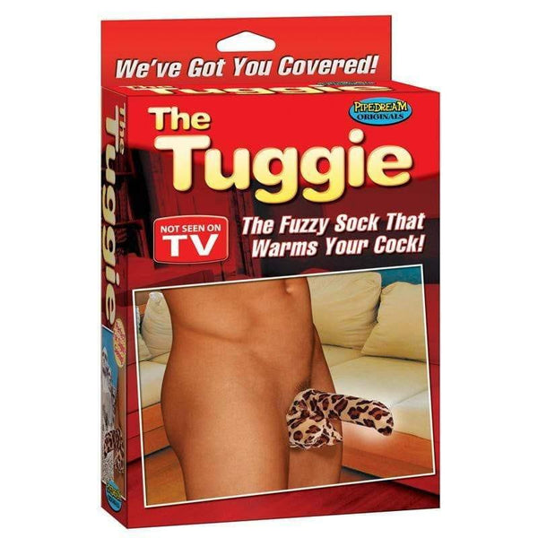The Tuggie Fuzzy Cock Sock - Adult Planet