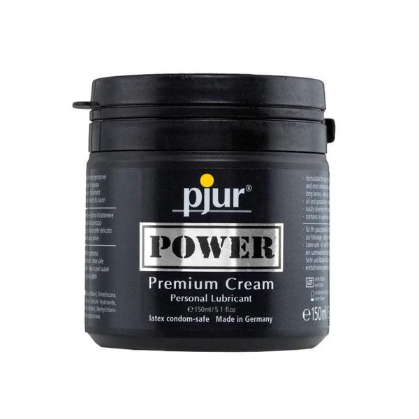 Pjur Power Premium Cream 150ml - Adult Planet