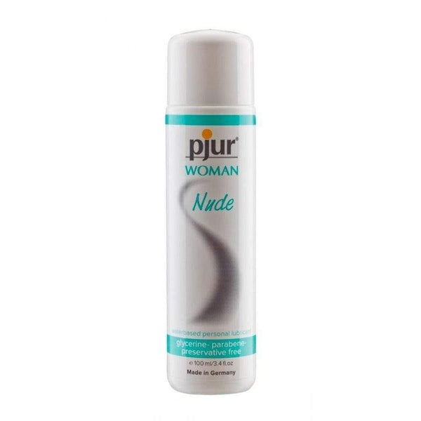 Pjur Woman Nude Water Based Personal Lubricant 100ml - Adult Planet