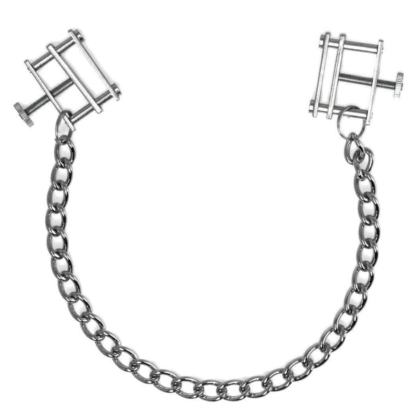 Adjustable Nipple Clamps - Adult Planet