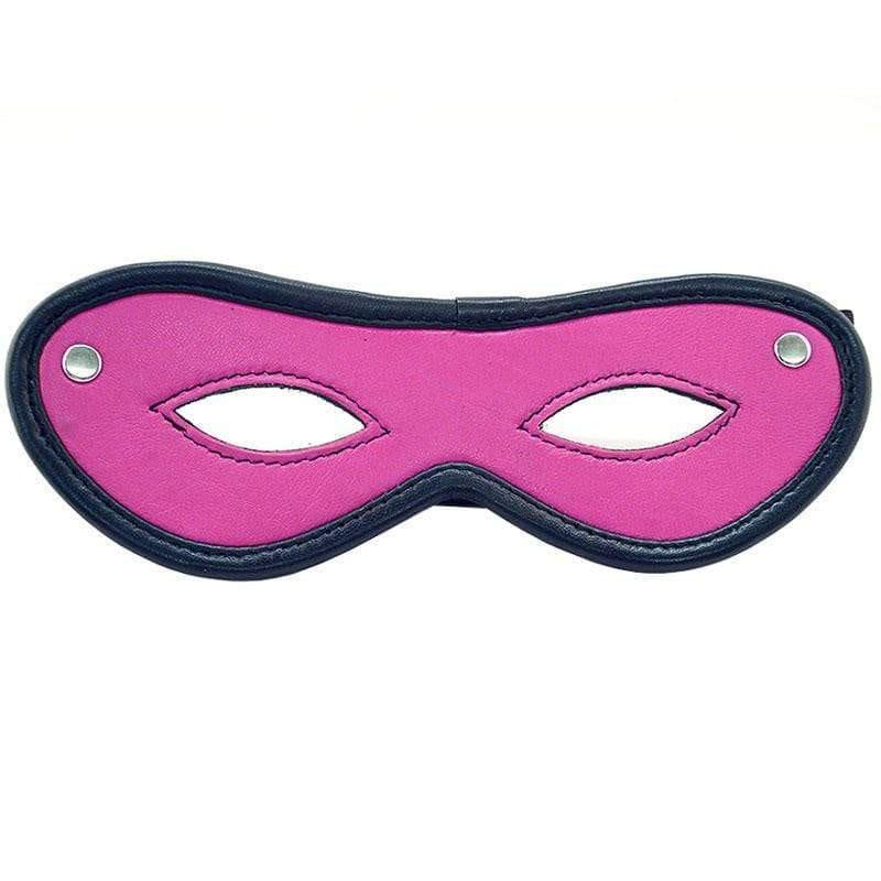 Rouge Garments Open Eye Mask Pink - Adult Planet