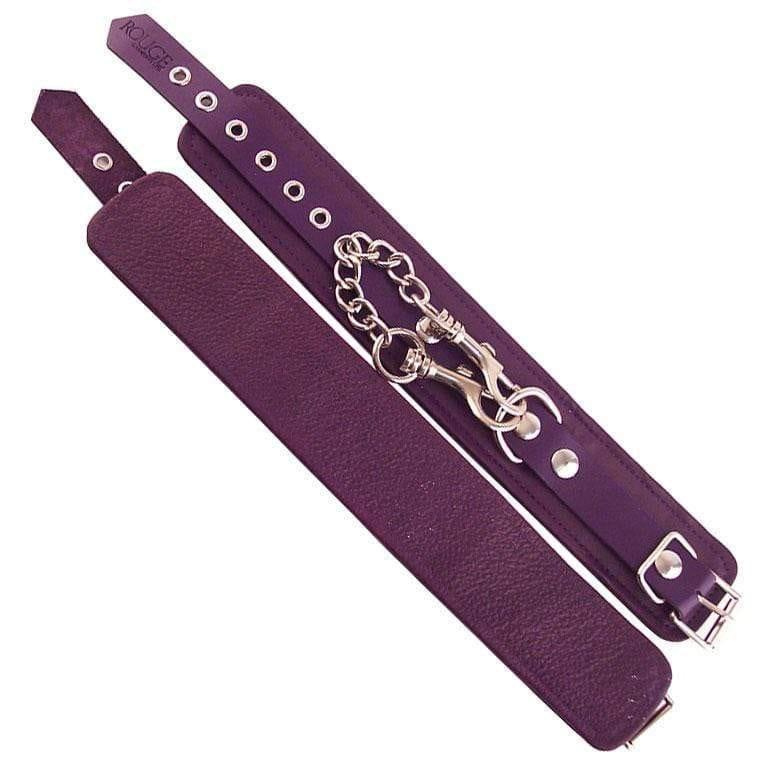 Rouge Garments Ankle Cuffs Purple - Adult Planet