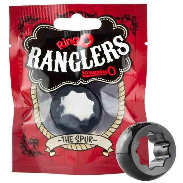 Screaming O Ranglers The Spur Cockring - Adult Planet