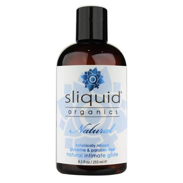 Sliquid Organics Natural Botanically Infused Intimate Glide - Adult Planet