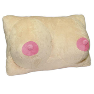 Breasts Plush Pillow - Adult Planet